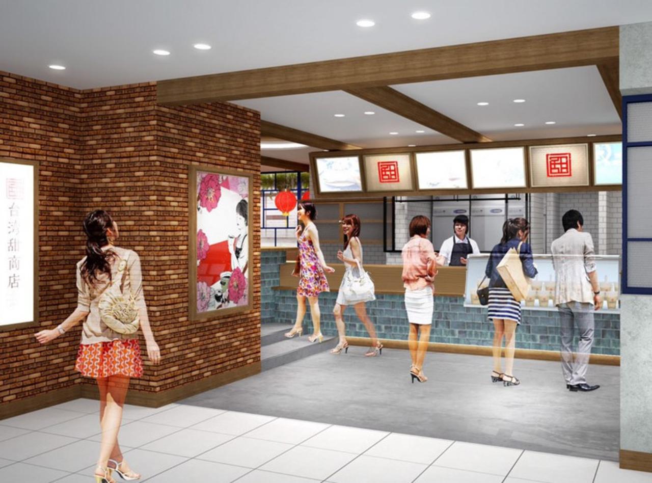 東京初上陸...アインズ&トルペ新宿東口店に『台湾甜商店 新宿店』本日オープン。