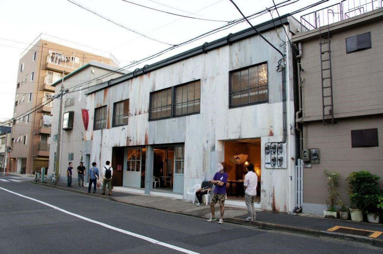 清澄白河にあるレトロな建物...東京都江東区平野1丁目の複合施設「fukadaso」