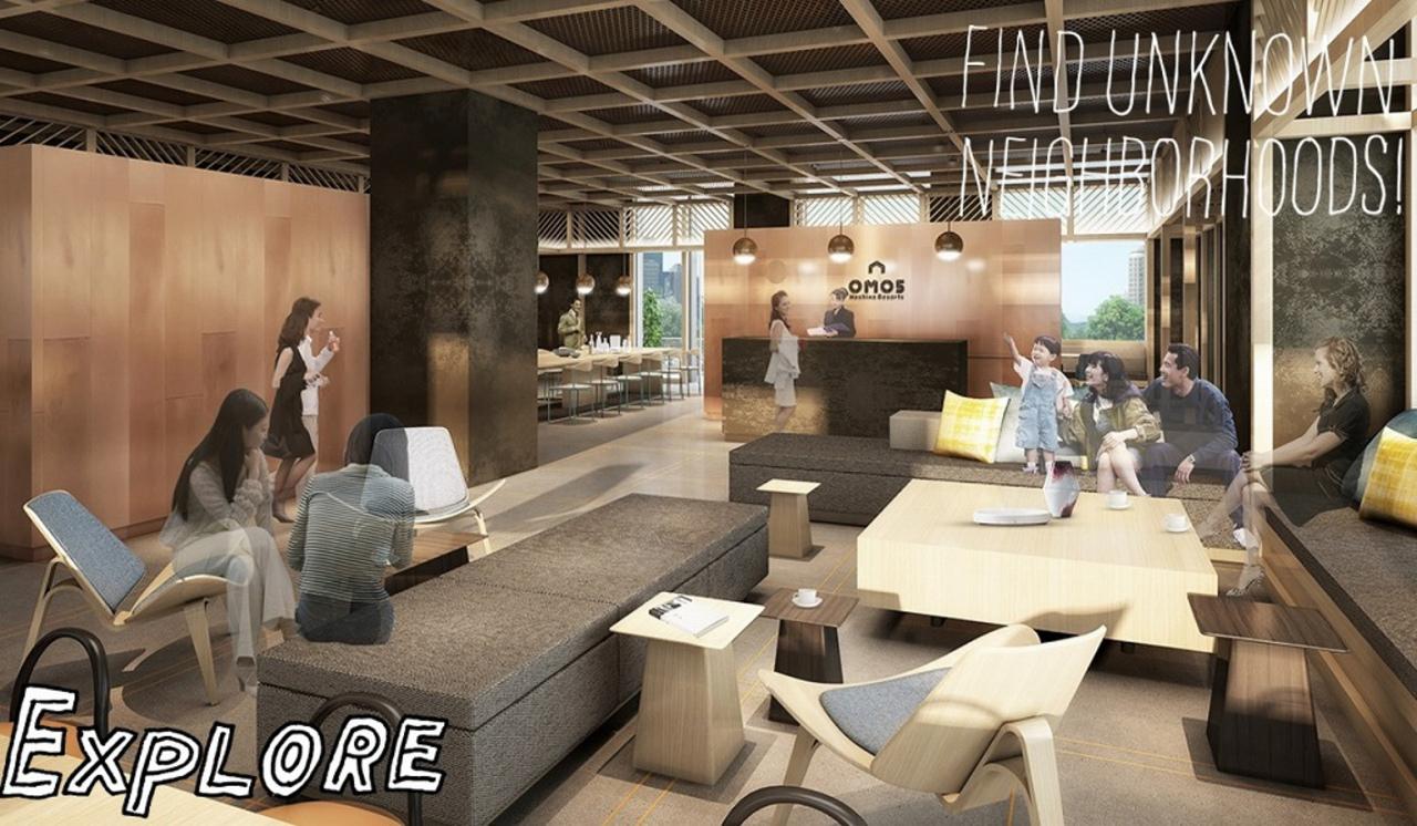 Hoshino Resorts「OMO5 Tokyo Otsuka」5月9日 GRAND OPEN!
