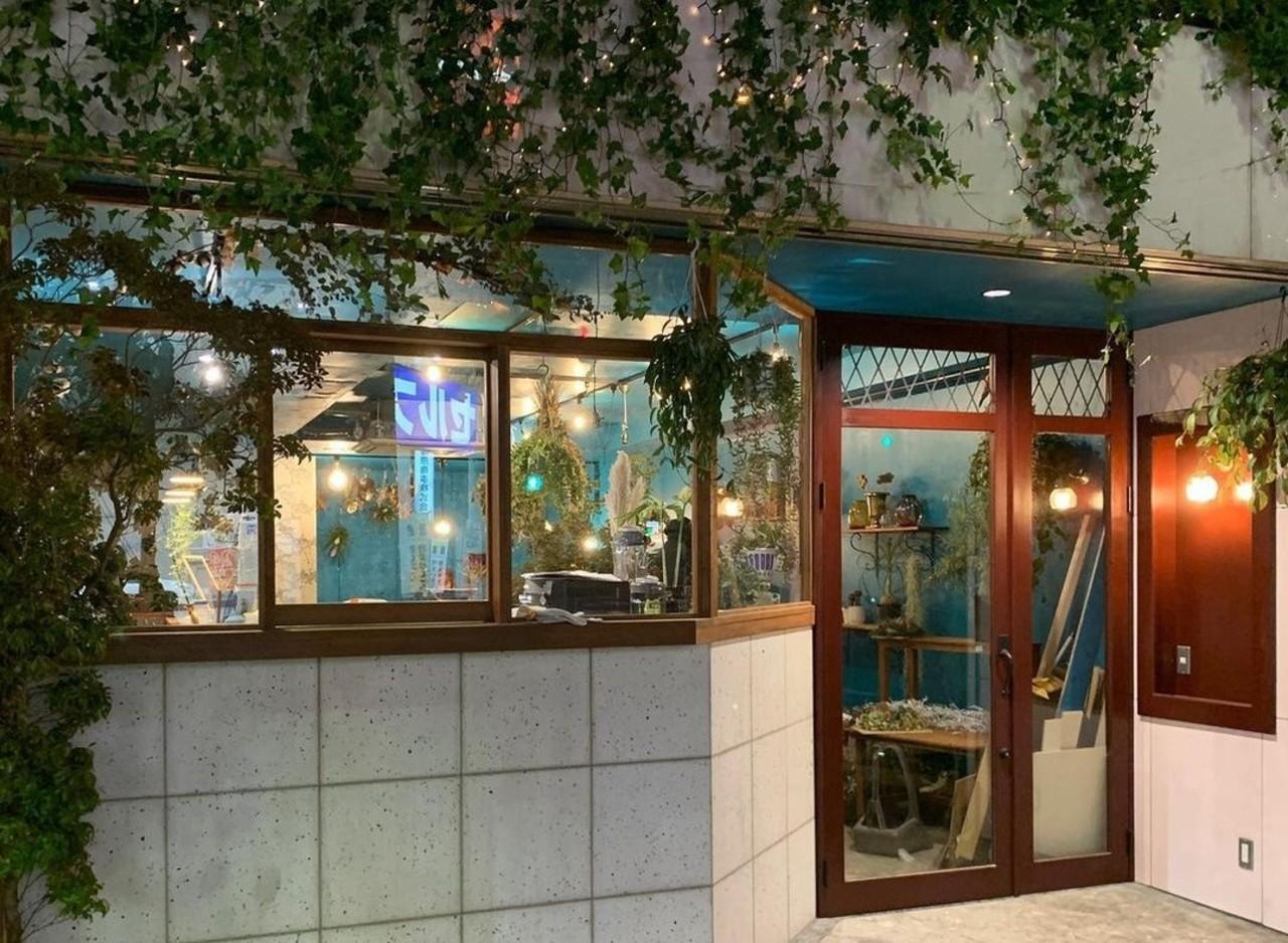 【 ビオルネ 】花屋とカフェ(香川県高松市)12/3プレオープン