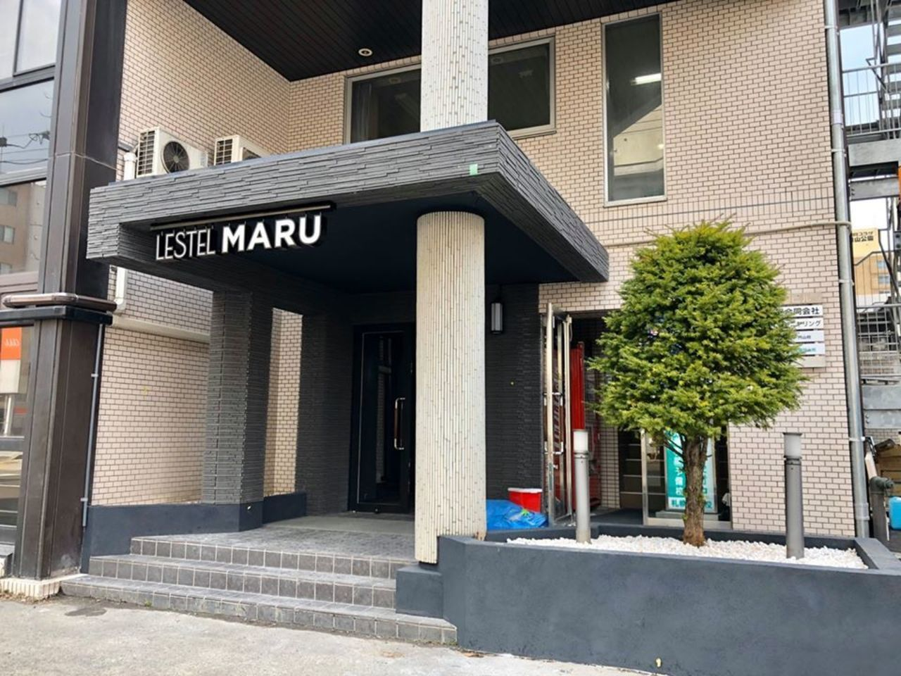 札幌市中央区の非接触型無人ホテル『レステルマル』8/1GrandOpen