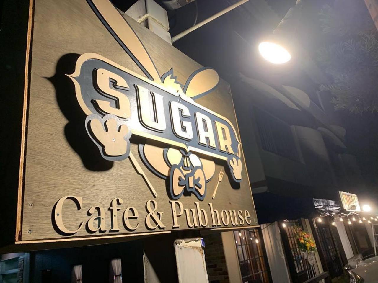 甘いひと時を...愛知県岩倉市中央町のカフェ&パブハウス「シュガー」