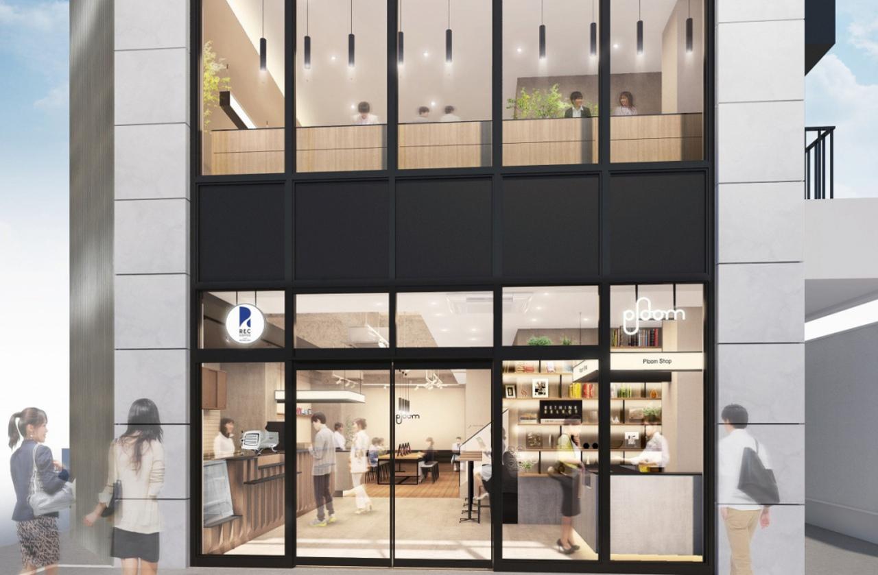 PloomShopに併設...福岡天神に「レックコーヒー ミーツ リシンクカフェ」8月8日オープン!