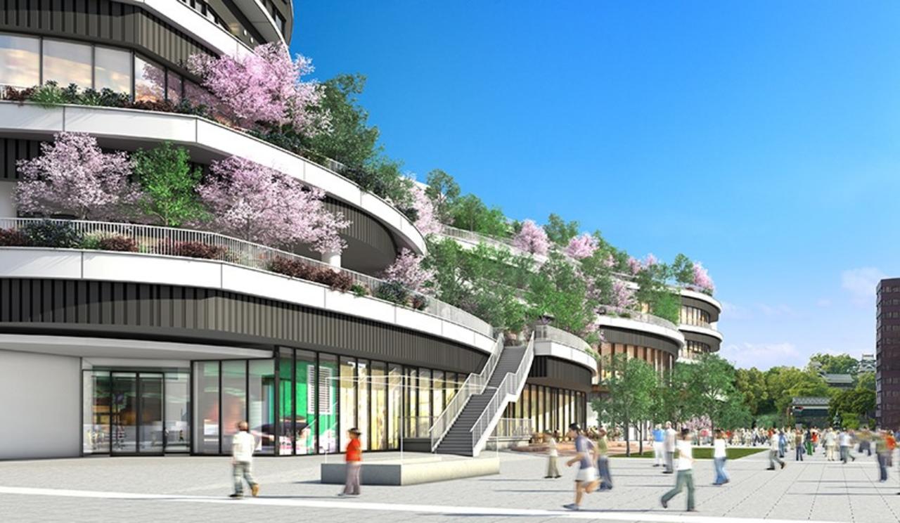 熊本市中央区桜町に新商業施設「サクラマチ クマモト」9月14日グランドオープン!