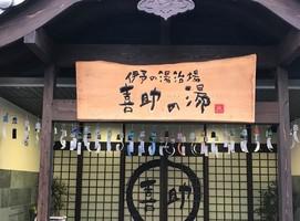 愛媛県松山市の温泉『伊予の湯治場 喜助の湯』