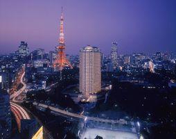 東京都港区のホテル『ザ・プリンス パークタワー東京』