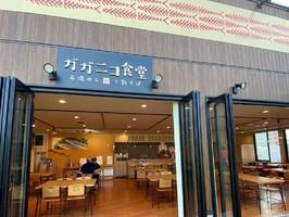 祝!9/18open『ガガニコ食堂』(岩手県大船渡市)