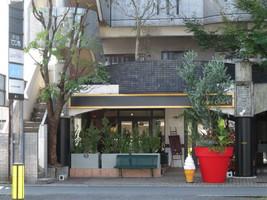 お洒落なカフェ『E1 CAFE CRAFT』