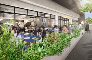 新宿区大京町に新しい形のカフェ&レストラン「グッドモーニングカフェナワデイズ」6月1日オープン!