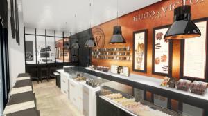 フィナンシェがパリで1位に。「ユーゴ アンド ヴィクトール日本橋髙島屋S.C.店」9/25オープン!
