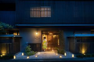 京都市上京区の『ザ・ジュネイ・ホテル 京都 御所西』
