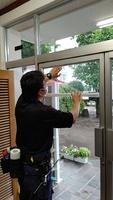 10201窓ガラスフィルム施工 office KOW