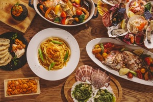 13103#uni Seafood