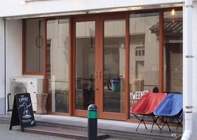 人と人との間にいつもある店にしたい。。福岡市中央区大手門3丁目『トゥイーナーコーヒーショップ』