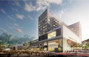 長崎市のJR長崎駅に隣接したMICE施設「出島メッセ長崎」2021年11月オープン予定!