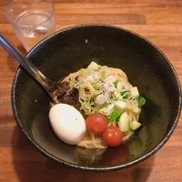 [栗東駅]らーめん一護 冷やし坦々麺