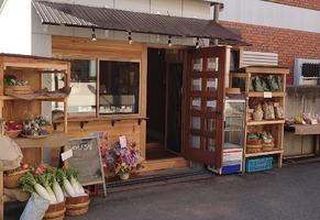 本業は農家...大阪市東淀川区瑞光3丁目の農家のこだわりたこ焼き「のびる屋」