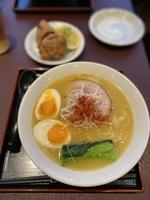 [守山駅]麺や結 味玉鶏そば