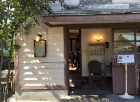 築100年以上の旧洋裁女学校跡地...熊本県阿蘇市一の宮町宮地のカフェ「ティアンティアン」