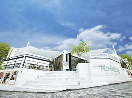 旅するように暮らす...東京都渋谷区恵比寿西1丁目に「ザ ホリディ ラウンジ」7/7オープン