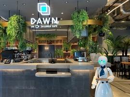 東京都中央区日本橋本町に「分身ロボットカフェ常設実験店 DAWNver.β」6月21日オープン!