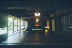 千葉県山武市松尾町の古民家一棟貸し宿『古民家宿るうふ 杉之家』8月オープン