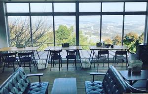 八木山展望台の隠れ家的カフェ。。。福岡県飯塚市大日寺の『クイーンクックカフェ』