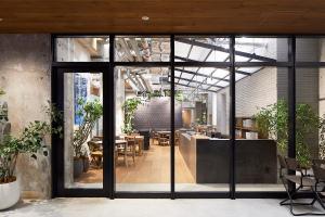 渋谷区渋谷1丁目に社員食堂の新たなカタチ「ユービーワン テーブル」3月1日グランドオープン!