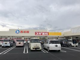 令和元年10月3日、西松屋新名張店、スギ薬局さんオープン! セノパーク名張