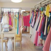 13109ブライズメイドドレス専門店エクラ