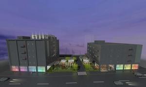 東京都品川区東品川1丁目にアート複合施設「テラダアートコンプレックスⅡ」9月オープン!
