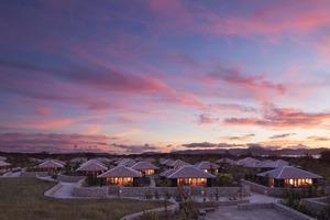 沖縄県八重山郡のラグジュアリーホテル『星のや竹富島』