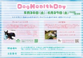 Dog Health Day 第3弾