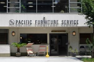 【 パシフィックファニチャサービス 】オリジナル家具(東京都渋谷区)