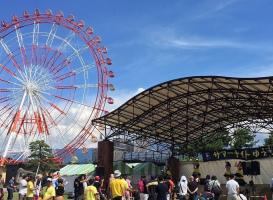 日本海側最大級の観覧車のある遊園地...富山県魚津市三ケの「ミラージュランド」