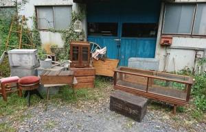 【 BACK YARD 】古家具店(茨城県東茨城郡)