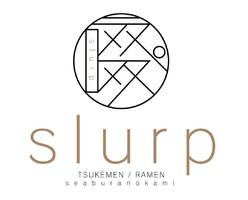 京都市中京区菱屋町につけ麺らぁ麺店「スラープ」が本日グランドオープンされたようです。