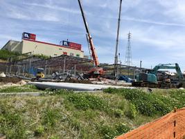 新たな2つの建設がスタート!