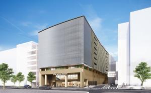 京都市下京区の京都高島屋南側に複合型商業施設「グッドネイチャーステーション」12月9日オープン!