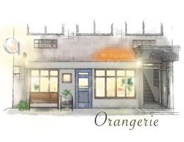 ビストロ小皿料理と焼き菓子...大阪市中央区谷町7丁目に「オランジュリー」10/15グランドオープン