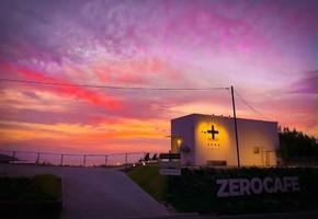 ゼロになれる場所。。山口県下関市豊北町神田上の『ゼロカフェ』