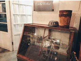 ジェニュインの姉妹店。。長崎県佐世保市万津町の『リトルベイク』