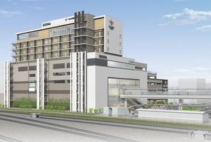 医療都市健都に複合商業施設「VIERRA岸辺健都」2018年秋オープン予定!