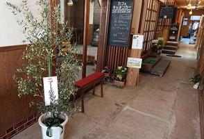 シェアキッチンカフェ..長野県大町市大町森の休息に「カフェ キッチンカー」11/14グランドオープン