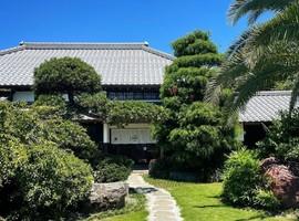 千葉県いすみ市岬町の高級一棟貸し旅館『庄屋の里 古民家たなか』