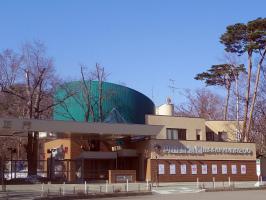 円山公園内にある動物園...北海道札幌市中央区宮ヶ丘の「札幌市円山動物園」