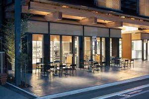 京都市中京区の新風館にバー併設のボトルショップ「ディグザラインボトルアンドバー」6月11日オープン!