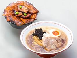 栃木県宇都宮市宮の内1丁目に「背脂煮干しらーめんと豚丼 誠」が昨日オープンされたようです。