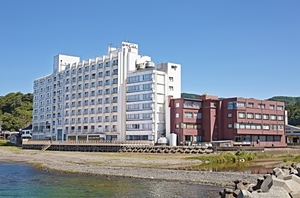 石川県輪島市の『ホテルこうしゅうえん』