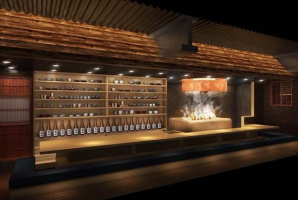 昔の船着場で味わう魚の原始焼き居酒屋...新宿歌舞伎町に「原始焼 火鉢」オープン